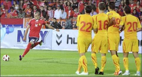 armenien fussball em 2012