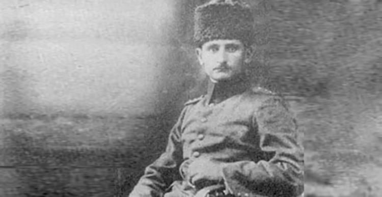 Sarkis Torossian Armenier Völkermord Türkei