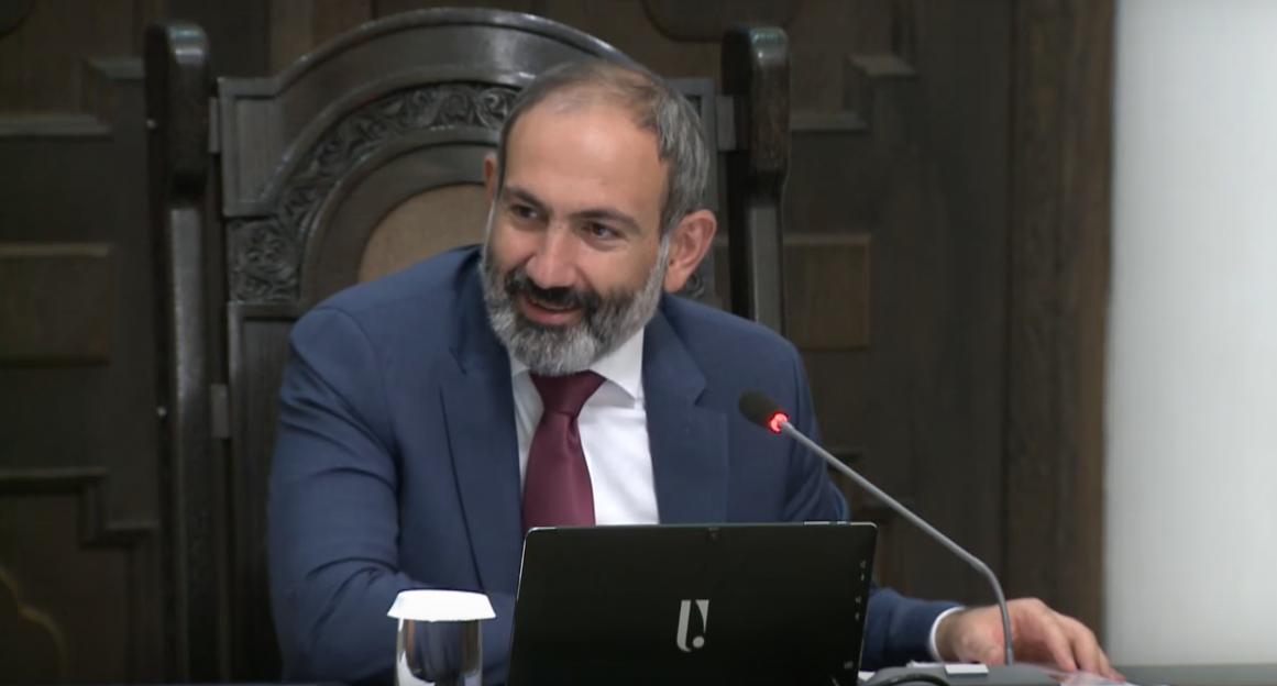 Nikol Paschinjan Armenien Kampf gegen Korruption