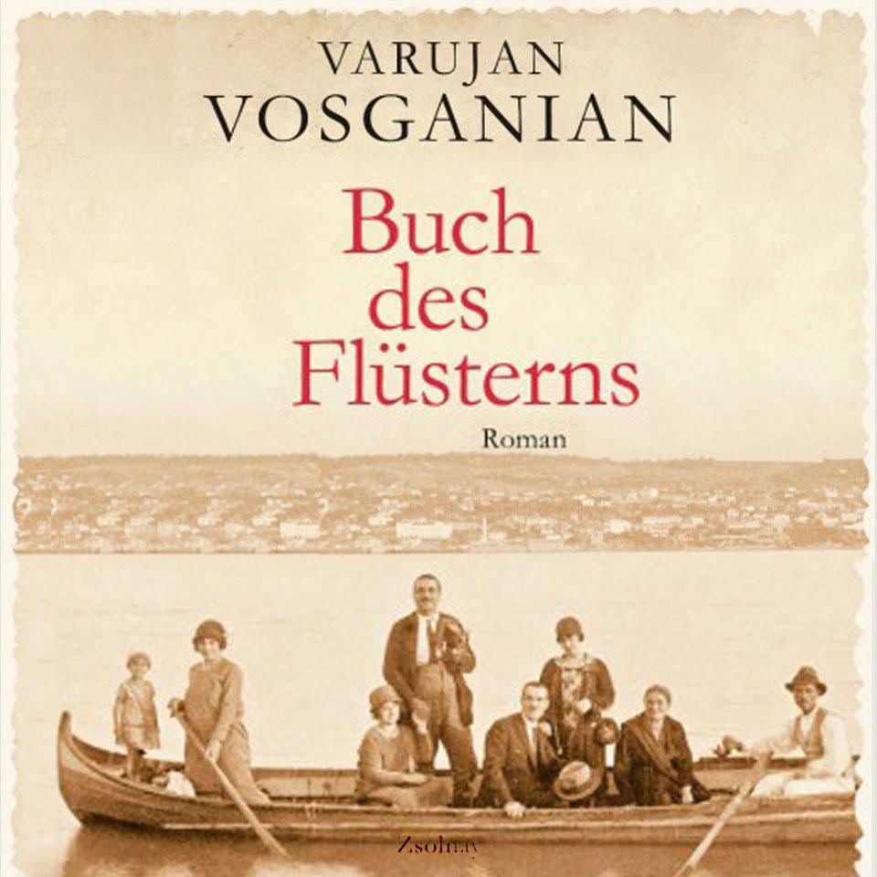 Varujan Vosganian - Buch des Flüsterns: Roman (Deutsch)