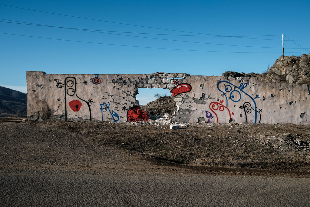 Kunst in Bergkarabach von Areg Balayan